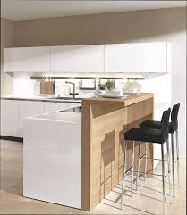 cuisine moderne taupe cuisine blanc et bois photo stunning deco cuisine blanc et bois
