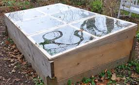 Raised Bed Frame From Raised Bed To Cold Frame In Minutes Hometalk
