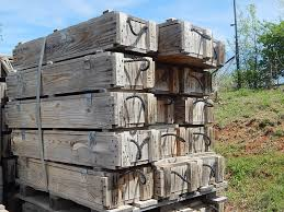 military wooden ammo crates great for projects and storage