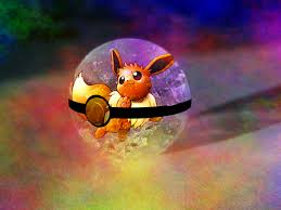 eevee pokeball wallpaper pc eevee pokeball awesome images nmgncp