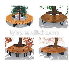 garden furniture round bench round tree bench buy garden