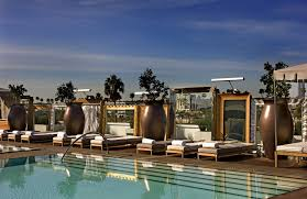 hotel features of sls hotel in beverly hills