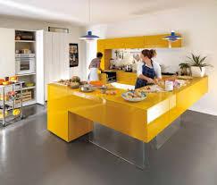 floating kitchen island wonderful yellow floating kitchen island with cabinet white and