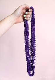 crochet beading necklace images Beaded crochet wrap necklace video tutorial jpg