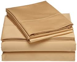 800 Thread Count Sheets King Castlewood Manor Luxury 800 Thread Count Gold Queen Sheet Set