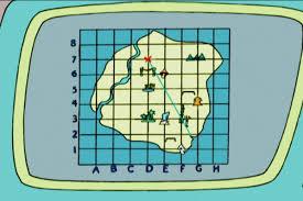 map using coordinates using a coordinate grid social studies mathematics