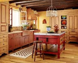 colonial kitchen design pale blue french country kitchencolonial