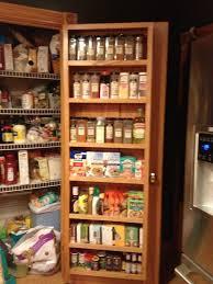 cabinet door mounted spice rack rev a shelf adjustable door mount spice rack cabinet countertop buy
