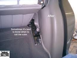 auto interior plastic repair