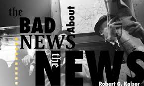 teach for america essay sample the bad news about the news brookings institution newspaper reader on train