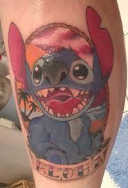 stitch frame aloha tattoo tattoomagz