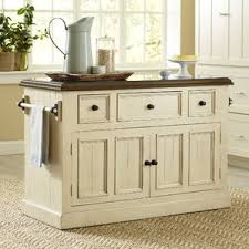 photos of kitchen islands rustic kitchen islands carts joss