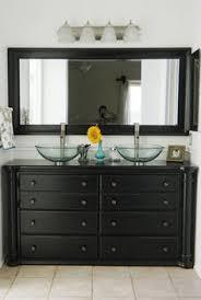 Dresser Turned Bathroom Vanity Dresser Turned Vanity Makeover Dresser Vanities And Repurpose