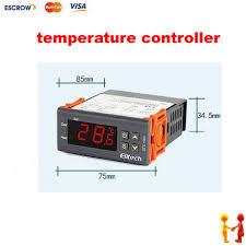 mini digital 220v regulator temperature controller stc 200
