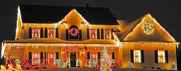 100 christmas homes decorated inside decorating for