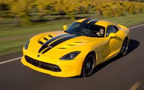 Dodge Viper Gts Top Speed - driven 2013 srt viper automobile magazine