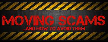 public moving services alert moving scam