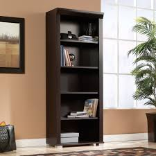 Sauder Bookcase With Glass Doors by Furniture Home Luxury Mainstays Shelf Bookcase Instructions In