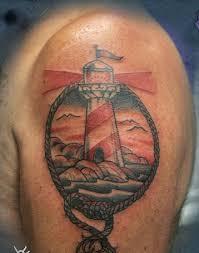 Lighthouse Tattoo Ideas Lighthouse Tattoos Designs And Ideas