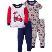 baby toddler clothing sleepwear walmart