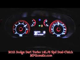 2013 dodge dart rallye horsepower 2013 dodge dart rallye 1 4l turbo 0 60 mph