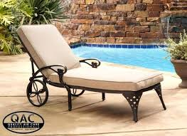 Patio Lounge Chair Cushions with Outdoor Lounge Furniture Walmart Cast Iron Patio Chairs Cushion