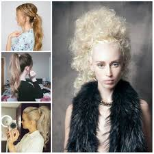 ponytail hairstyles hairstyles 2017 new haircuts and hair colors