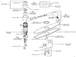 moen kitchen faucet manual moen kitchen faucet parts davidarner com