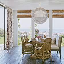 Editors  Favorite Coastal Rooms Coastal Living - Beachy dining room