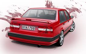 volvo 940 turbo by lindstyling on deviantart