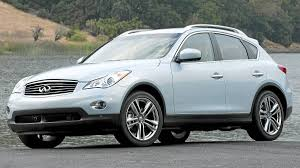 infiniti ex35 vs lexus rx 350 the power and presence of the ex35 the globe and mail