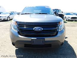 Ford Explorer 2013 - 2013 ford explorer police interceptor suv item db9439 so