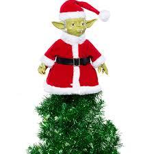 wars santa yoda tree topper retrofestive ca