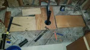 how to cut through subfloor is it difficult to replace the subfloor in a home quora