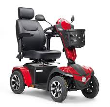 four wheel mobility scooters