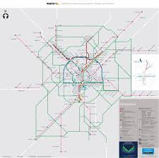 Chicago To Atlanta Map by Presenting Atl U0027s Most Comprehensive Transit Map Of All Time