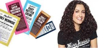 miss jessies free sles of miss s hair products club freebies