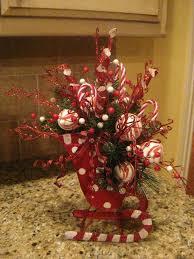 Christmas Centerpiece Craft Ideas - 52 best christmas sleigh images on pinterest christmas