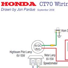 1980 ct70 wiring diagram diagram wiring diagrams for diy car repairs
