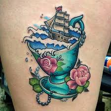 storm in a teacup storm in a teacup best tattoo design ideas