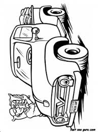 print trucks coloring book pages printable coloring pages