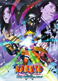 download film naruto anime naruto the movie ninja clash in the land of snow narutopedia