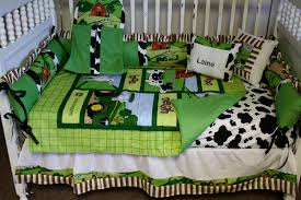 Deer Crib Sheets Baby Bedding Sets John Deere Creative Ideas Of Baby Cribs