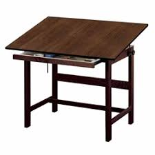 Wood Drafting Table Wooden Drafting Tables Drafting Equipment Warehouse
