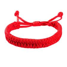 red rope bracelet images New men bracelet red rope bangle lucky bracelets for women cord jpg