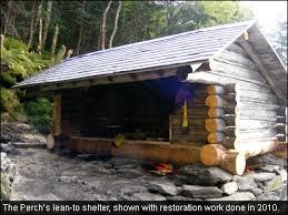 Building A Tent Platform Randolph Mountain Club The Perch