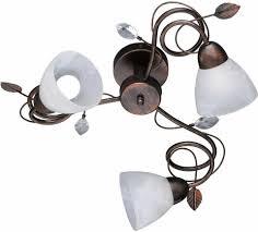 Otto Schlafzimmer Lampen Trio Leuchten Deckenleuchte 3 Flammig Traditio Otto