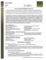 Resume Templates Executive 8 Best Images Of Executive Resume Templates For Pages Health