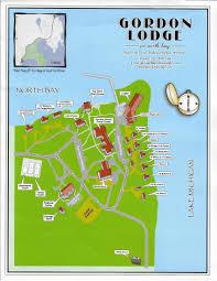 Map Of Door County Wi Get Away At Gordon Lodge In Door County Donnahup Com