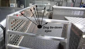 Truck Bed Dog Kennel Dog Kennels Dog Boxes Animal Cages K9 Kennel Boxes Suv